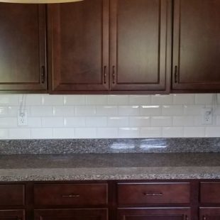 Backsplash - Eagle Eye Remodeling