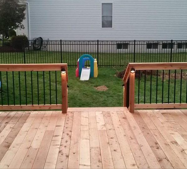 Custom Deck Construction - Eagle Eye Remodeling